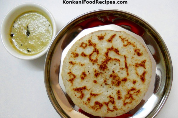 Mangalore Cucumber Dosa (Magge Polo)