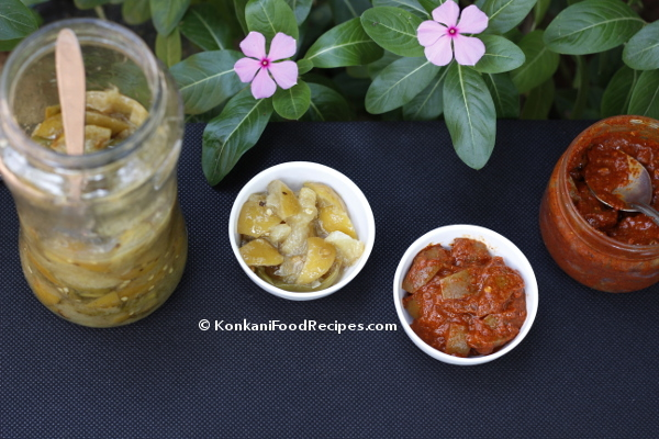 Lemon Pickle Recipe (Limbiye Nonche)