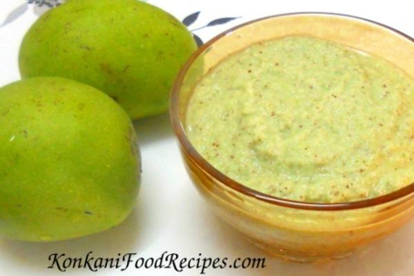 Mango Chutney (Ambuli Chutney)